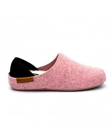 Slipper Pönia Pink Woman